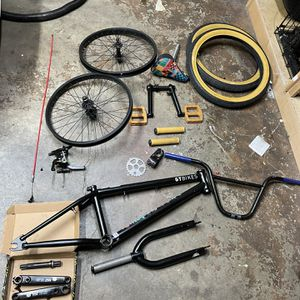 Bmx Parts New for Sale in Oklahoma City, OK