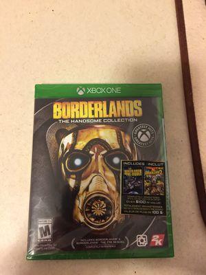 Unopened Borderlands Xbox one for Sale in Harrisonburg, VA