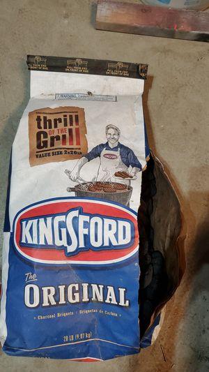 Charcoal - 20lb bag for Sale in Denver, CO