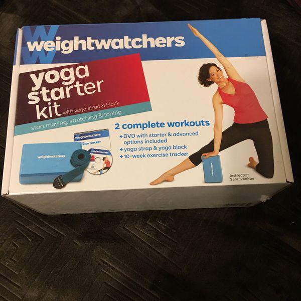 Weightwatchers yoga starter kit NEW