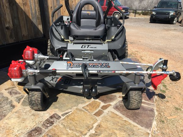 Spartan ZTR mower spring special for Sale in Oklahoma City, OK - OfferUp