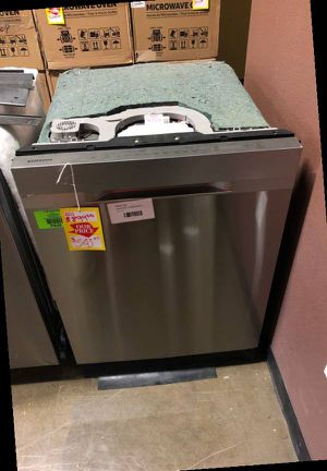 💲Samsung Top Control Stainless Steel Dishwasher BXA6 for Sale in Ontario, CA