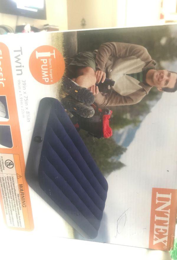 Twin Air mattress