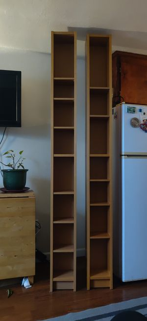 Ikea tall bookshelf for Sale in Hayward, CA