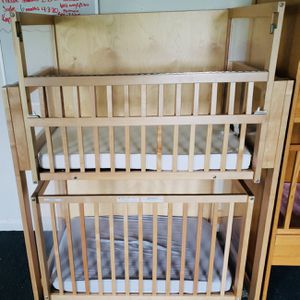 Stackable Cribs for Sale in Burleson, TX