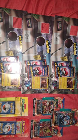 Brand new Pokemon bundle $60 for Sale in Norfolk, VA