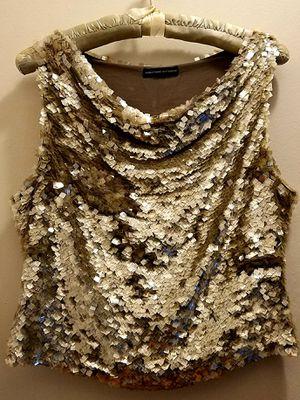 Shimmering formal top for Sale in Arlington, VA
