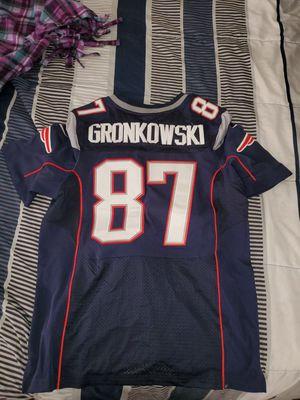 Rob Gronkowski New England Patriots Jersey for Sale in Mesa, AZ