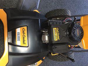 Cub Cadet 33 in. 382 cc Wide-Cut Gas Electric Start Walk Behind Self Propelled Lawn Mower for Sale in Dallas, TX