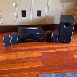Yamaha Complete 5.1 Audio System HTR-5635 for Sale in San Diego, CA