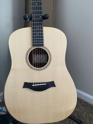 Brand new Taylor academy 10E acoustic . With travel bad, capo , and tuner , as well as fender picks for Sale in Murfreesboro, TN