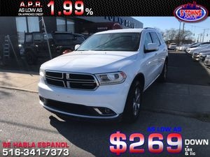 2015 Dodge Durango for Sale in Inwood, NY
