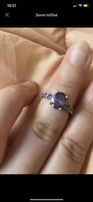 Amethyst ring for Sale in Arvada, CO