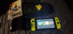 Nintendo Switch for Sale in Steilacoom, WA