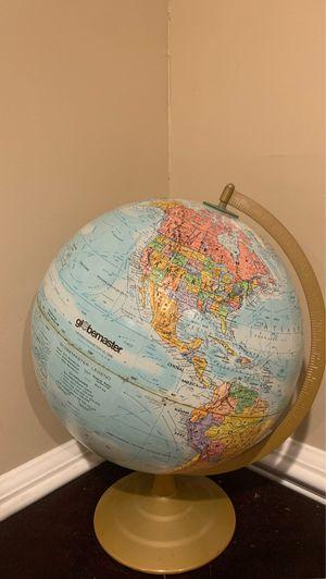 Globe master globe for Sale in Woodbridge, VA