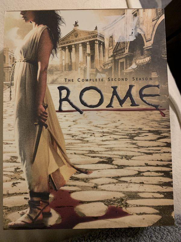 Rome Complete second season