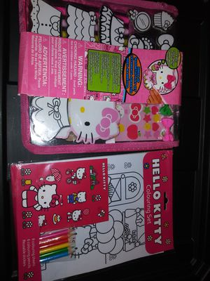 HELLO KITTY BUNDLE $9 GREAT FOR CHRISTMAS GIFT for Sale in Covina, CA