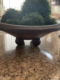 decorative  bowl for Sale in Mesa, AZ