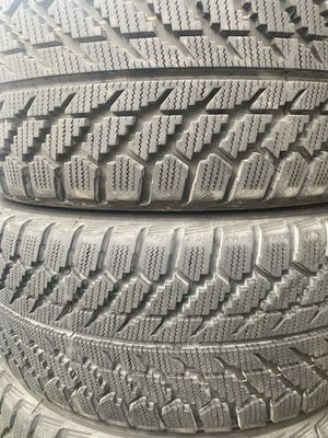 Rims and tires 225/50/R16 set (4 pieces) for Sale in Silver Spring, MD