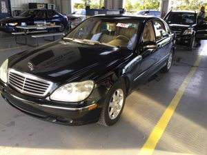 01 benz s500 for Sale in Miami Springs, FL