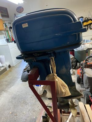 1957 Evinrude motor 25 hp for Sale in Toledo, OH