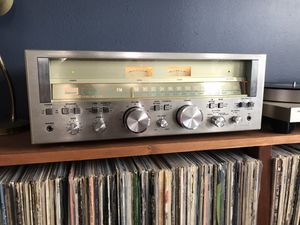 """SANSUI G-5000 vintage stereo """"monster"""" receiver for Sale in Tacoma, WA"""