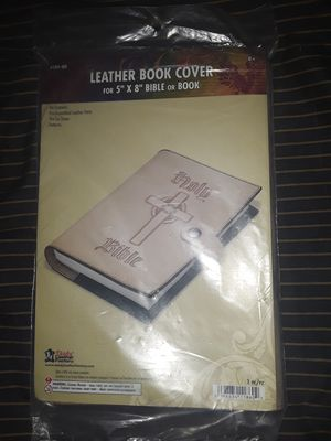 Leather Bible cover kit for Sale in Amarillo, TX