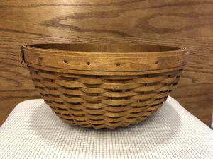 """Longaberger 11"""" Basket for Sale in Sandston, VA"""