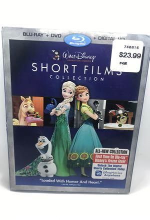 Walt Disney Short Films Collection Blu-ray DVD digital copy brand new for Sale in Corona, CA