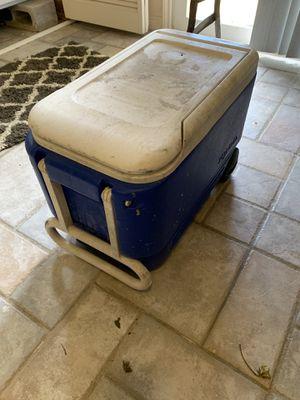 Cooler on wheels. for Sale in Hauula, HI