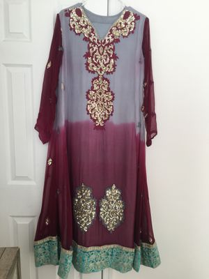 Indian/Pakistani clothes Anarkali for Sale in Schenectady, NY