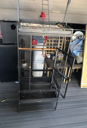 Pet bird cage for Sale in Staten Island, NY