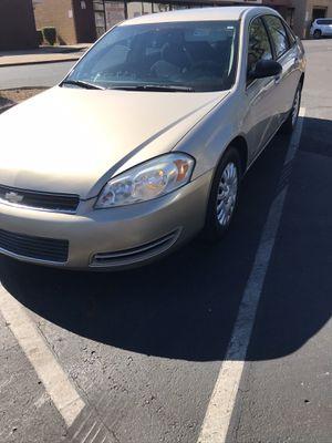 08 Chevy Impala for Sale in Phoenix, AZ