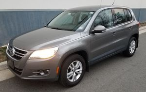 2010 Volkswagen Tiguan SE 4Motion for Sale in Chantilly, VA