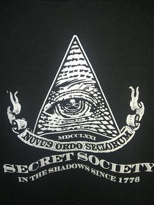 Black hooded Illuminati Secret Society Sweatshirt as and death mask for Sale in Las Vegas, NV