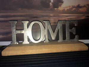 """""""HOME"""" Farmhouse Decor 🐮 for Sale in Turlock, CA"""