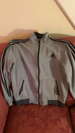 Adidas Jacket Gray Men's Medium for Sale in Lexington, KY