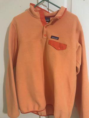 Patagonia orange jacket for Sale in Murfreesboro, TN