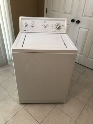 Kenmore Washer & Kenmore Dryer Bundle for Sale in Waldorf, MD