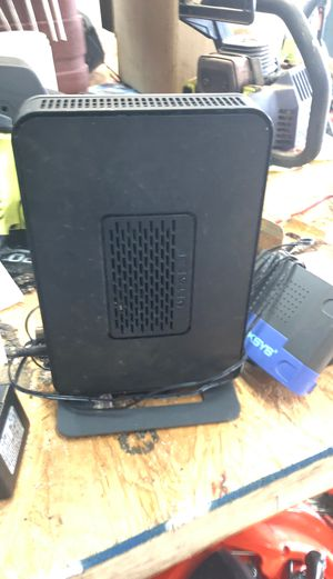Wireless cable modem for Sale in Choctaw, OK