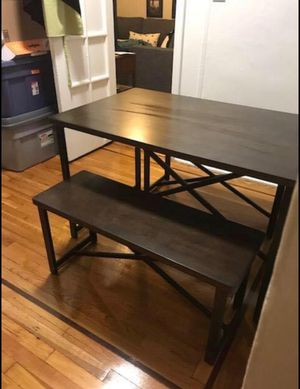 Dining table set for 4 (can deliver) for Sale in Orlando, FL