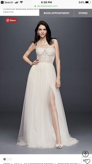 Galina signature wedding dress for Sale in Federal Way, WA