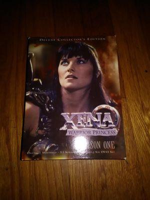 Xena Warrior Princess Season 1 for Sale in Kingsport, TN