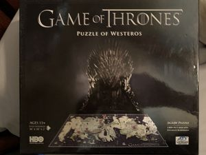 Game of Thrones 4D puzzle for Sale in Washougal, WA