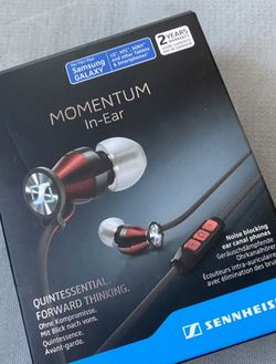 Sennheiser Momentum In-Ear Earbuds For Android for Sale in Altadena,  CA