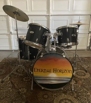 Beginners 5pc Drum Set. for Sale in Moreno Valley, CA