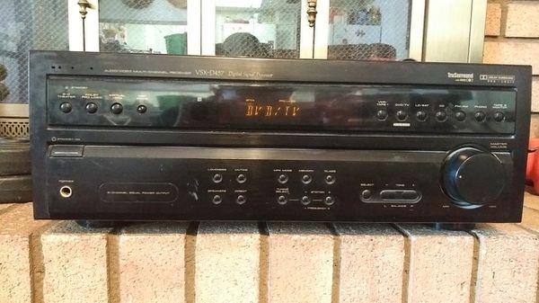 Pioneer VSX-D457 Surround Receiver
