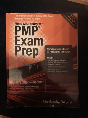 PMP exam preparation Rita for Sale in Chicago, IL