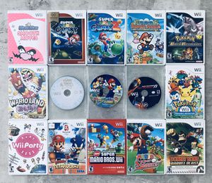 Wii Games for Sale in Newport Beach, CA
