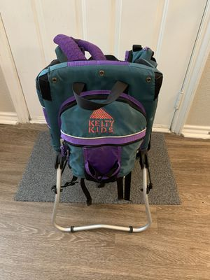 Kelty Kids hiking backpack kid carrier for Sale in Lakewood, CO
